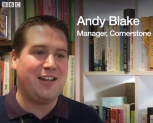 Andy Blake, Manager
