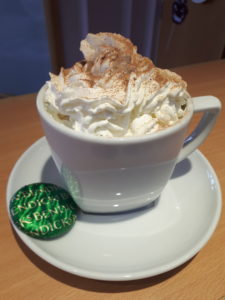 Mint Hot Choc